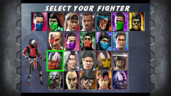 Mortal Kombat Kollection Screenshot 3