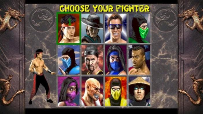 Mortal Kombat Kollection Screenshot 2