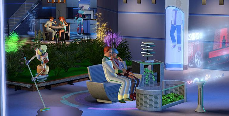 Les Sims 3 - En Route vers le Futur (extension) Screenshot 4