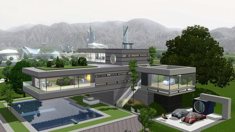 Les Sims 3 - En Route vers le Futur (extension) Screenshot 5