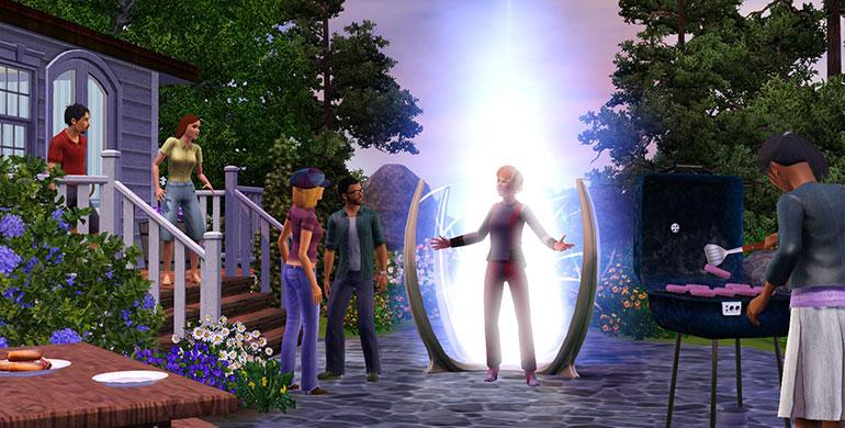Les Sims 3 - En Route vers le Futur (extension) Screenshot 3