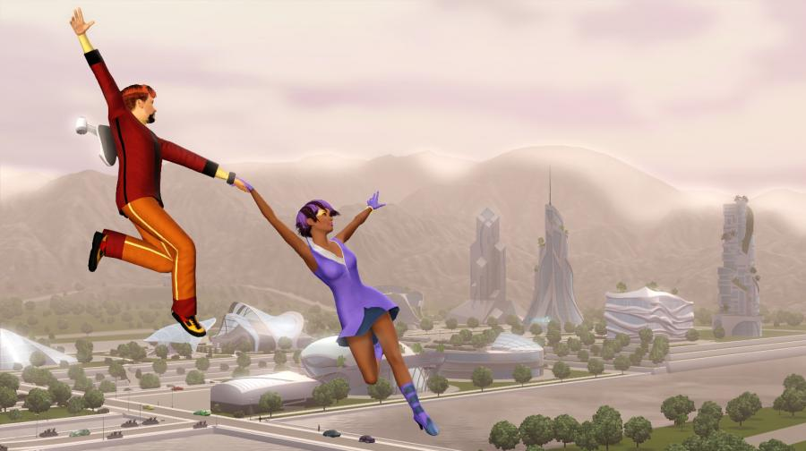 Les Sims 3 - En Route vers le Futur (extension) Screenshot 7