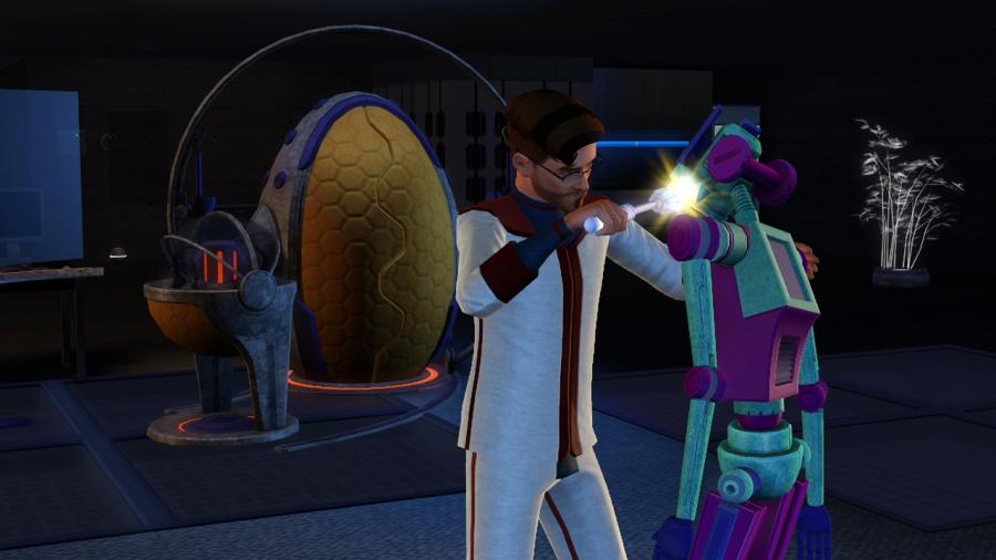 Les Sims 3 - En Route vers le Futur (extension) Screenshot 6