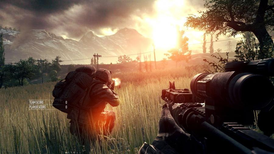 Operation Flashpoint - Red River Screenshot 3