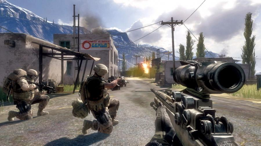 Operation Flashpoint - Red River Screenshot 2