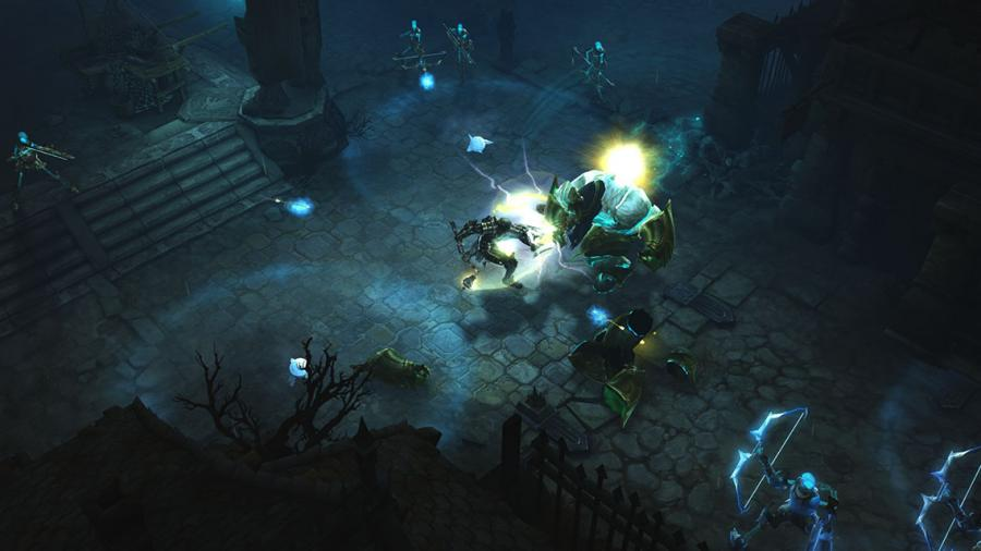 Diablo 3 - Reaper of Souls (extension) Screenshot 5