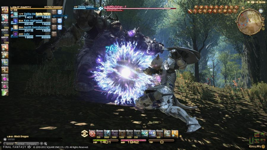 Final Fantasy XIV A Realm Reborn Digital Collector's Edition Screenshot 2