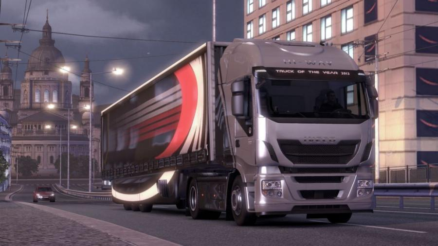 Euro Truck Simulator 2 - Going East (extension) Screenshot 4