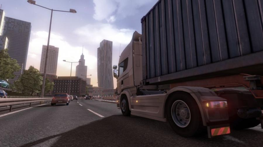 Euro Truck Simulator 2 - Going East (extension) Screenshot 3