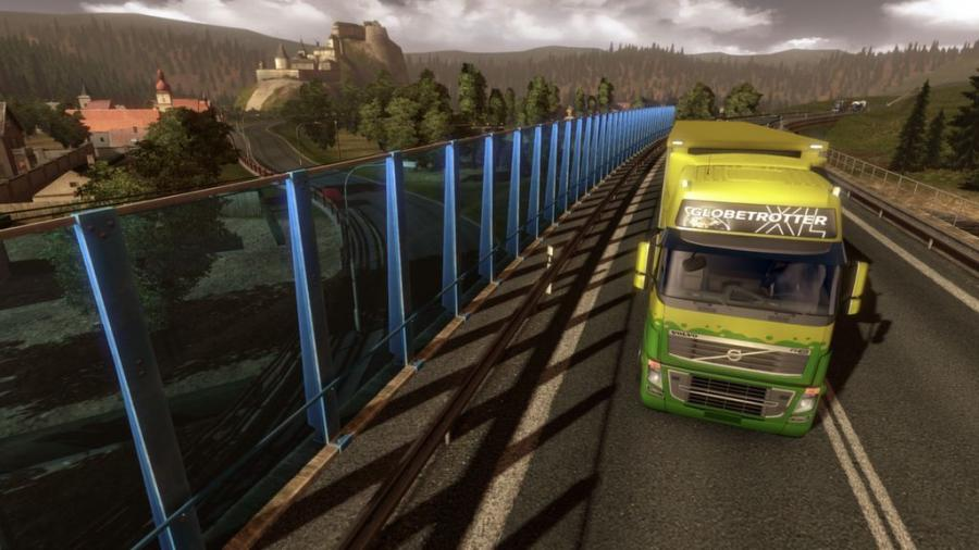 Euro Truck Simulator 2 - Going East (extension) Screenshot 1
