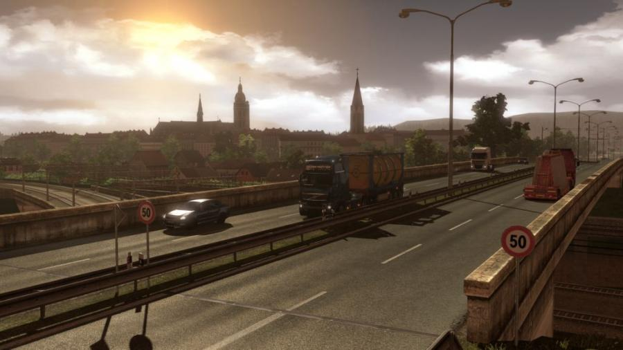 Euro Truck Simulator 2 - Going East (extension) Screenshot 2