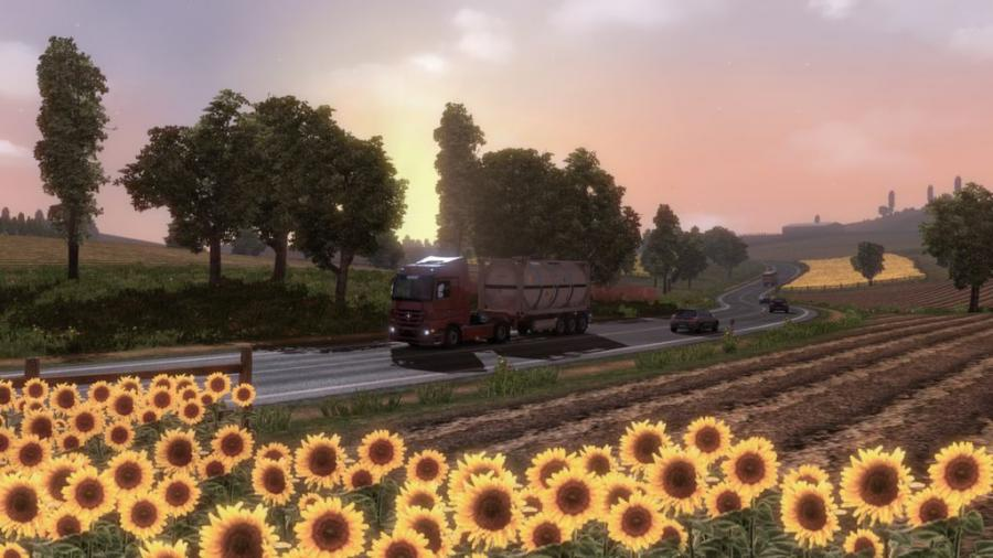 Euro Truck Simulator 2 - Going East (extension) Screenshot 5