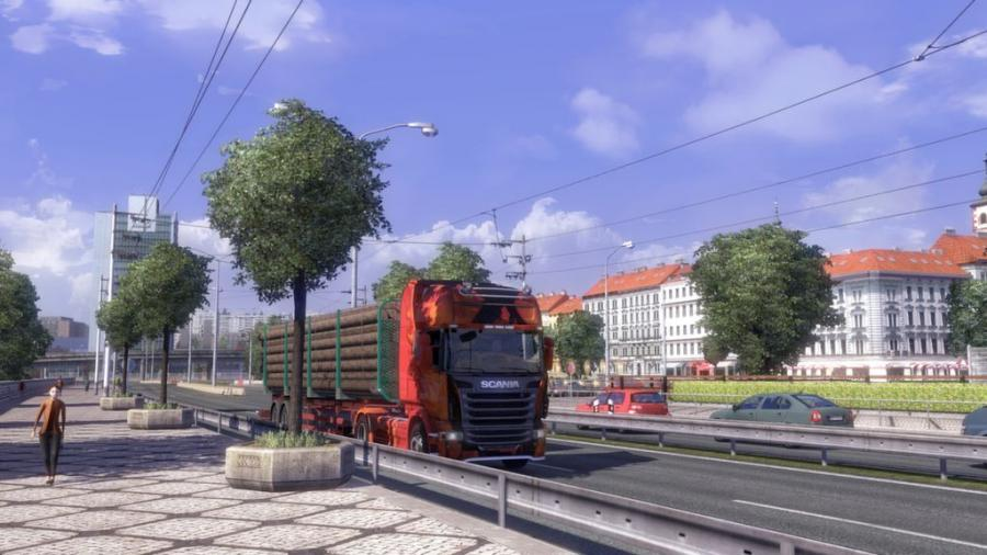 Euro Truck Simulator 2 - Going East (extension) Screenshot 7