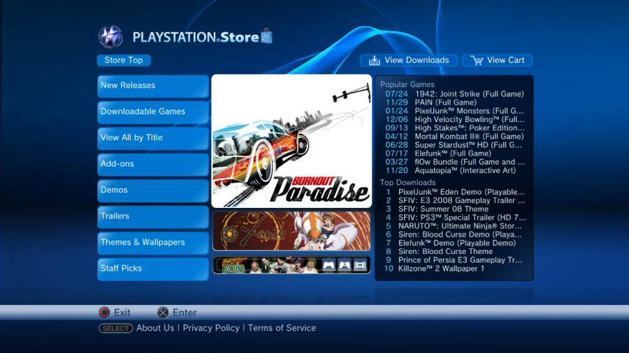 Carte Playstation Network 5 euros [FR] Screenshot 2