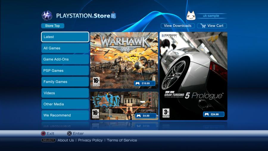 Carte Playstation Network 5 euros [FR] Screenshot 1