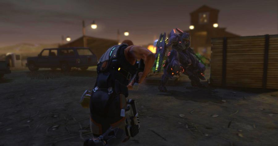 XCOM Enemy Unknown - Enemy Within (Addon) Screenshot 7