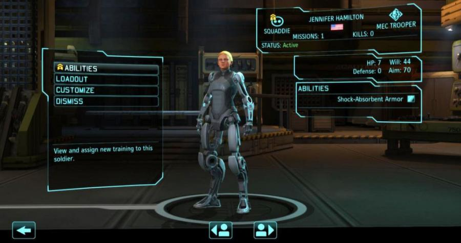 XCOM Enemy Unknown - Enemy Within (Addon) Screenshot 5