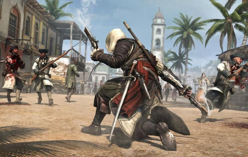 Assassin's Creed 4 (Black Flag) - Deluxe Edition Screenshot 2