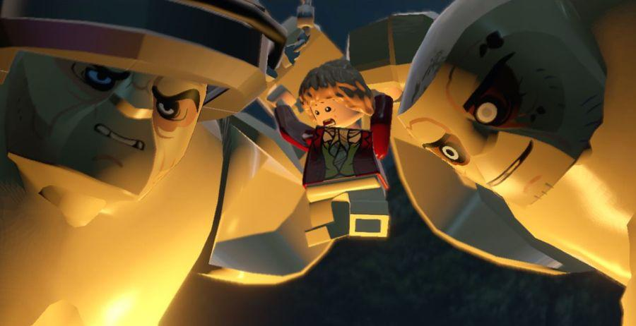 LEGO - Le Hobbit Screenshot 4
