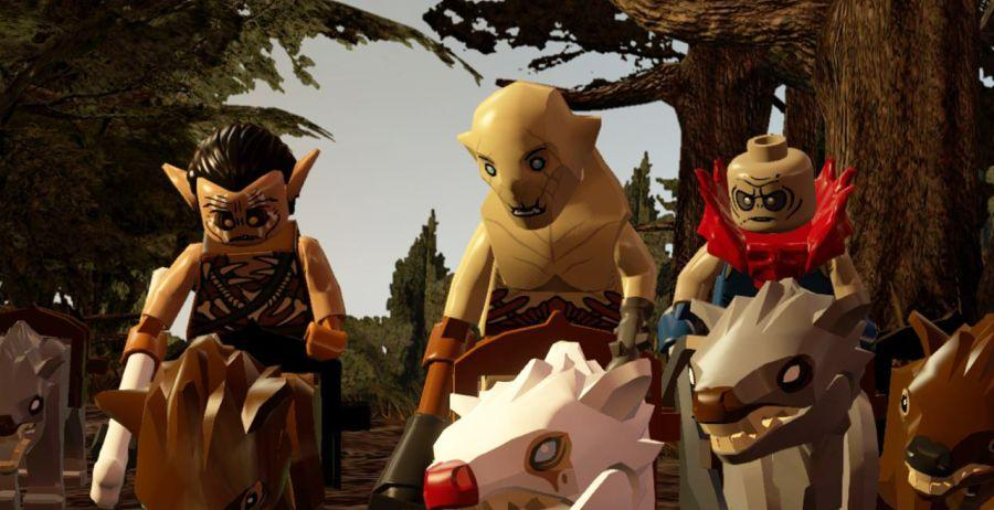 LEGO - Le Hobbit Screenshot 5