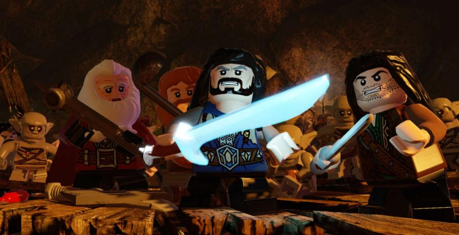 LEGO - Le Hobbit Screenshot 1