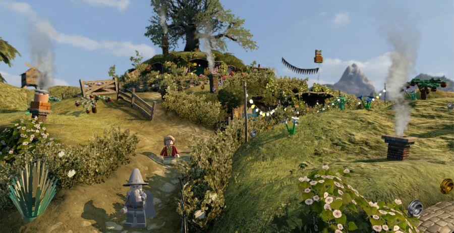 LEGO - Le Hobbit Screenshot 6
