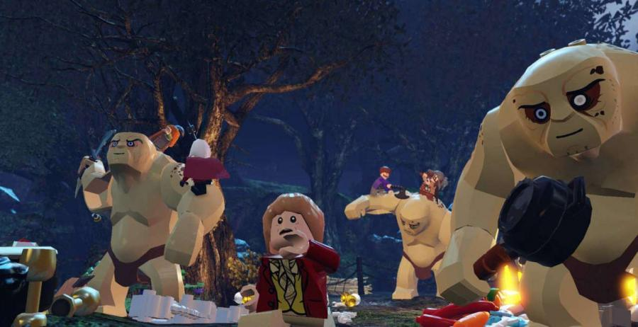 LEGO - Le Hobbit Screenshot 3