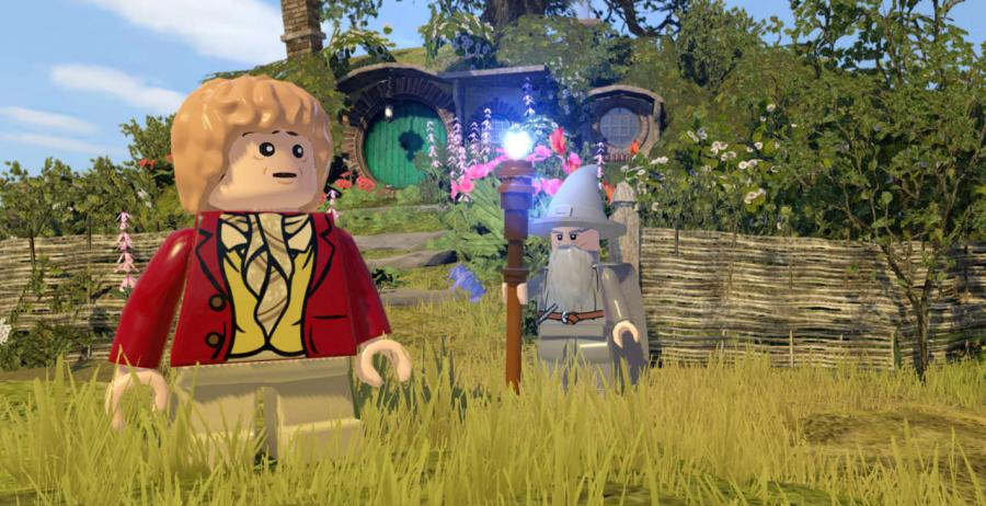 LEGO - Le Hobbit Screenshot 2