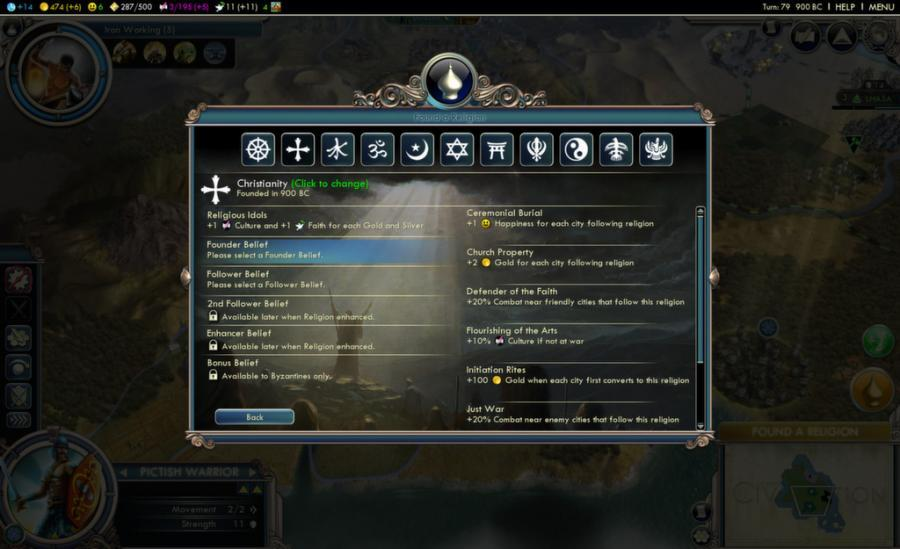 Civilization V (5) - Game of the Year Edition Screenshot 2
