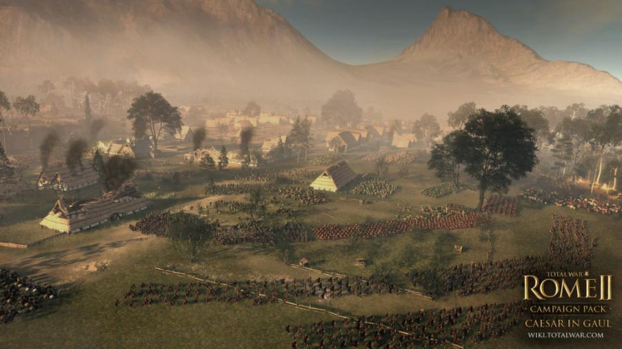 Total War Rome 2 - César en Gaule DLC Screenshot 5