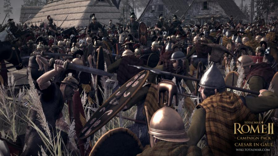 Total War Rome 2 - César en Gaule DLC Screenshot 3