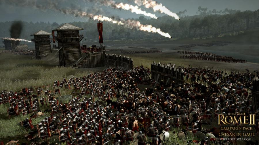 Total War Rome 2 - César en Gaule DLC Screenshot 2