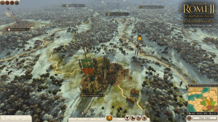Total War Rome 2 - César en Gaule DLC Screenshot 7