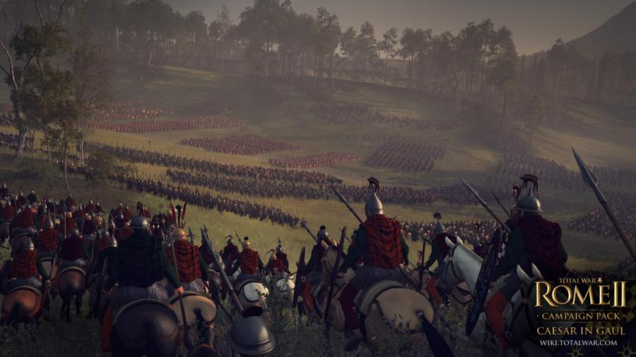 Total War Rome 2 - César en Gaule DLC Screenshot 1