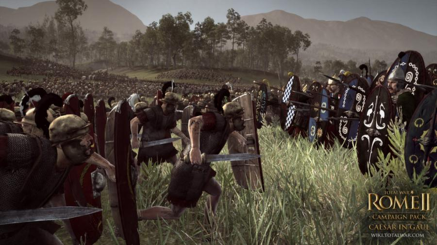 Total War Rome 2 - César en Gaule DLC Screenshot 4