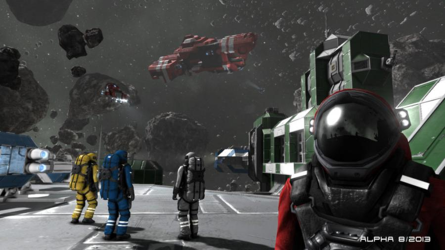 Space Engineers Screenshot 1