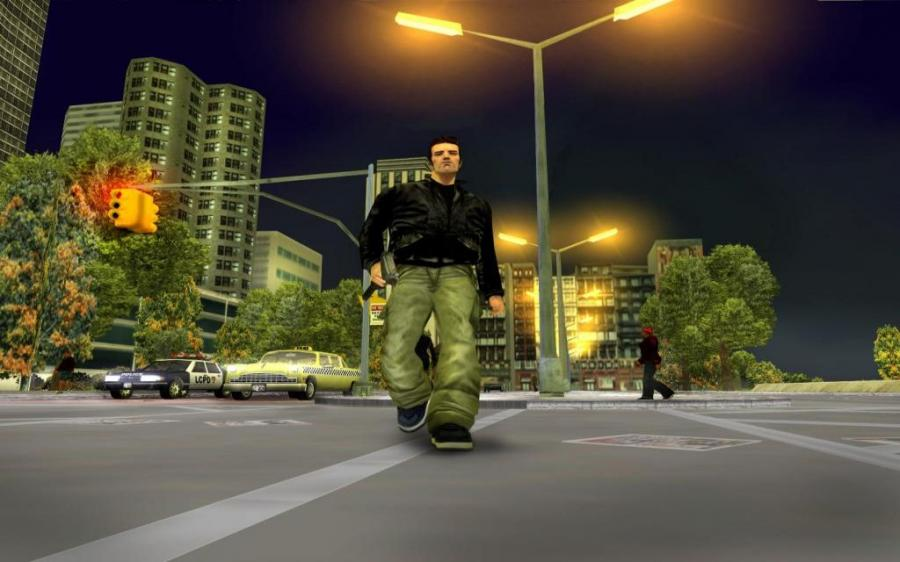 Grand Theft Auto Trilogy Screenshot 2