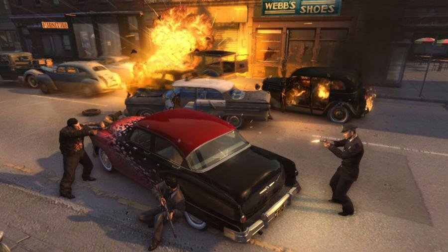 Mafia II - Director's Cut Screenshot 6