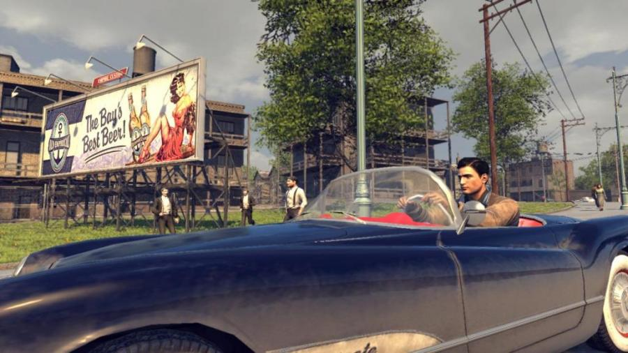 Mafia II - Director's Cut Screenshot 5