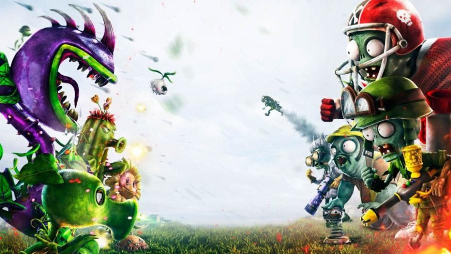 Acheter plants vs zombies garden warfare pvz gw mmoga for Plante vs zombie garden warfare 2