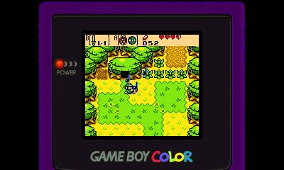 Legend of Zelda - Oracle of Ages (GBC) - 3DS Screenshot 6