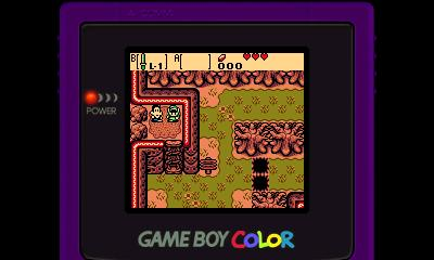 Legend of Zelda - Oracle of Ages (GBC) - 3DS Screenshot 8
