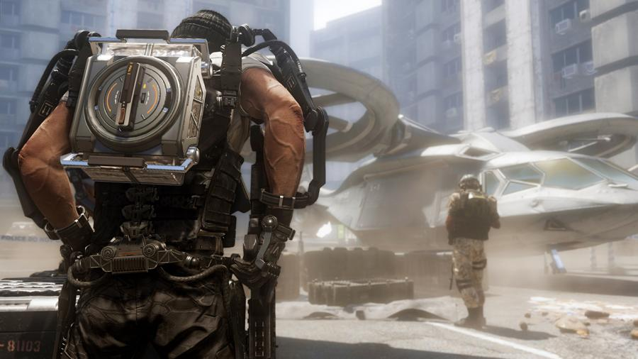 Call of Duty Advanced Warfare Screenshot 2