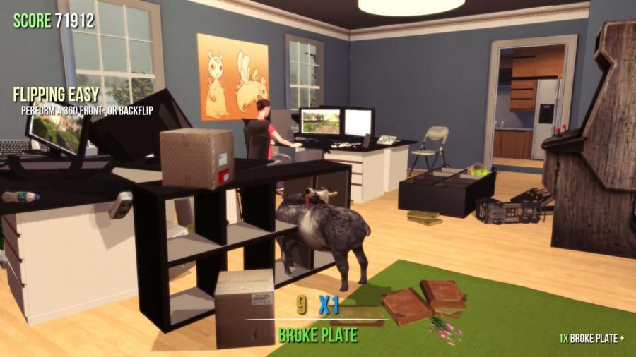 Goat Simulator Screenshot 6