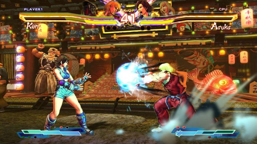 Ultra Street Fighter IV Screenshot 1
