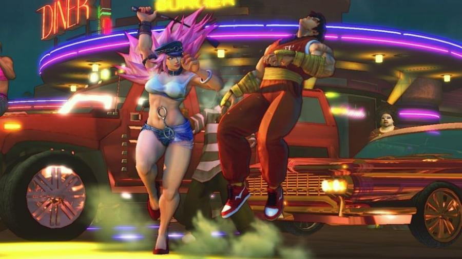 Ultra Street Fighter IV Screenshot 7