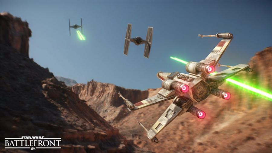 Star Wars Battlefront Screenshot 4