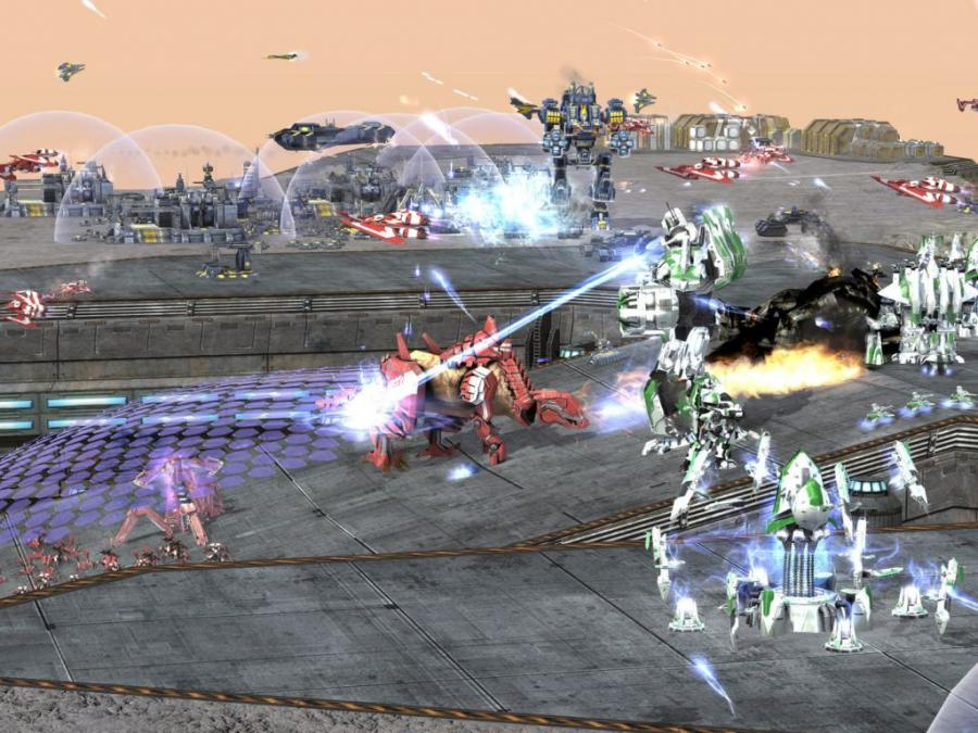 Supreme Commander 2 Screenshot 9