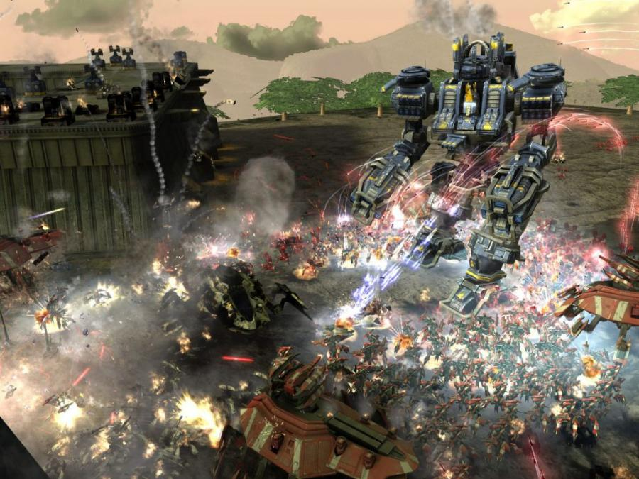 Supreme Commander 2 Screenshot 5