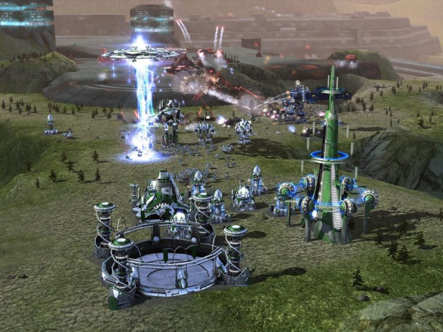 Supreme Commander 2 Screenshot 8